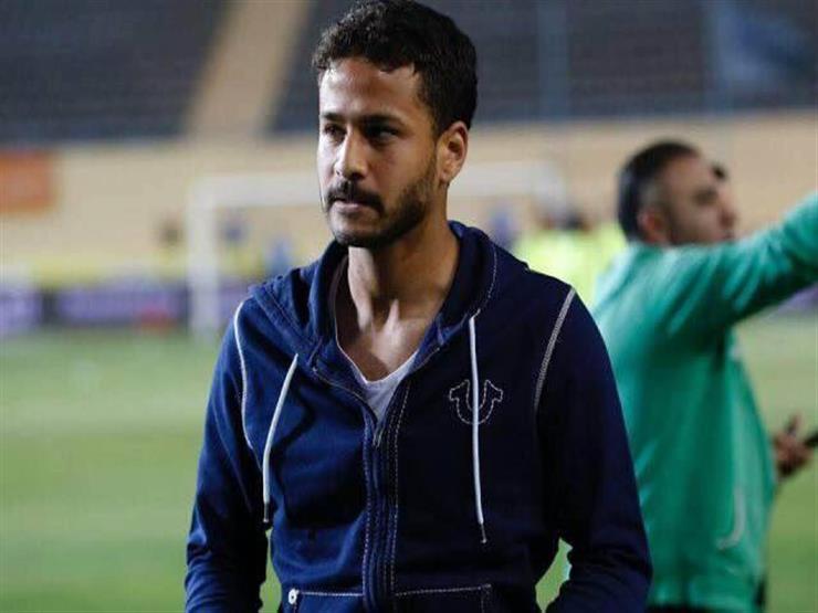 """رسالة نارية من المصري بشأن أحمد رفعت """"لا أحد يلوي ذراعنا"""""""