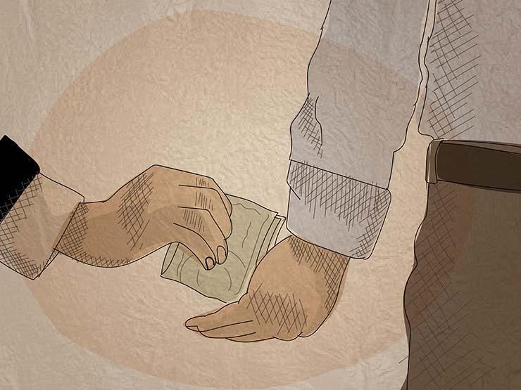 إنفوجرافيك| الرقابة الإدارية تصطاد المرتشين.. و54 مليون جنيه حصيلة 6 شهور