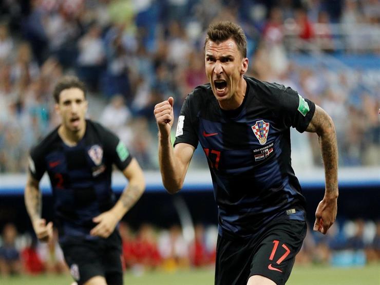 ملخص مباراة كرواتيا والدنمارك