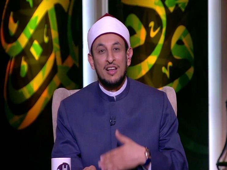 بالفيديو  رمضان عبدالمعز: القرآن الكريم علمنا إنصاف الآخر حتى لو كان مشركًا