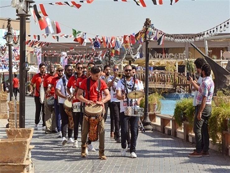 """""""ذا ديستركت"""" يحتفل بفعاليات كأس العالم في أجواء حماسية"""