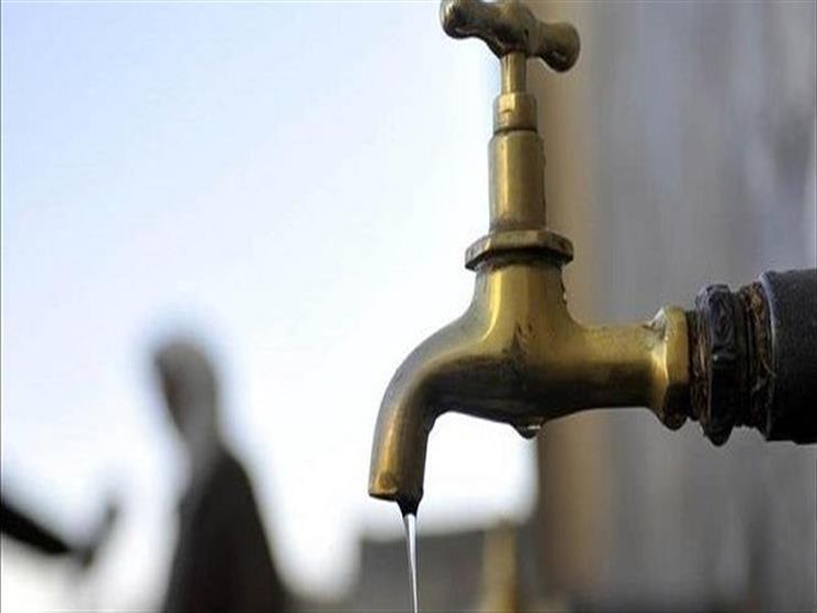 """""""الإسكان"""" تعلن ضعف المياه في الشيخ زايد و6 أكتوبر لمدة 24 ساعة"""