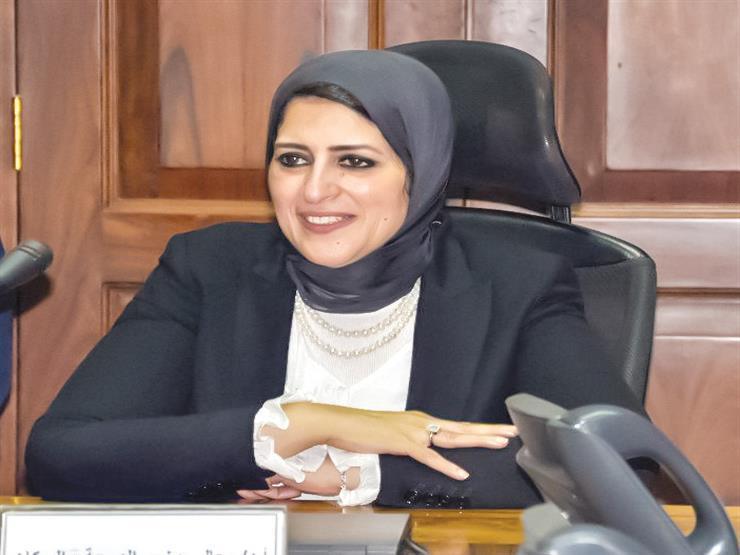 """وزيرة الصحة: مستشفى الشيخ زايد تحت تصرف الأزهر لحين إصلاح """"الحسين الجامعي"""""""