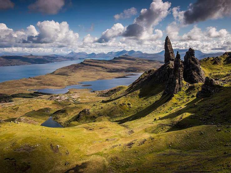 رحلة اليوم الواحد لزيارة ثلاث جزر اسكتلندية والاستمتاع بخضرة غير متناهية