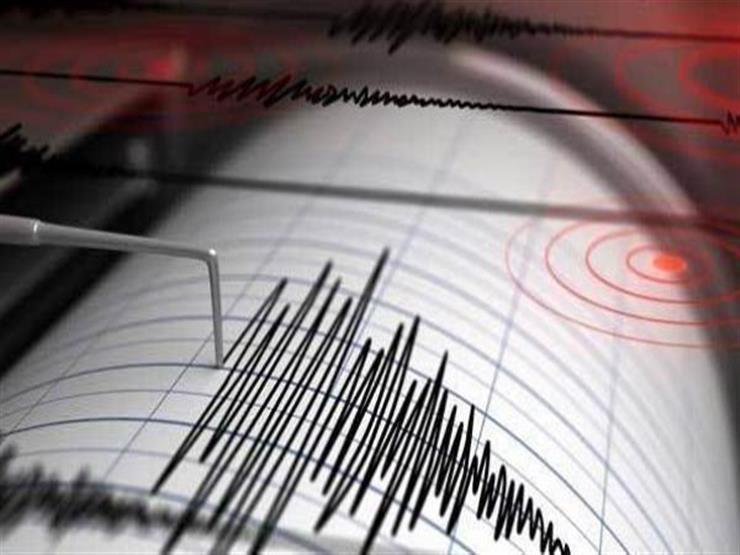 البحوث الفلكية: زلزال بقوة 5.6 درجة على بعد 500 كيلو شمال دمياط