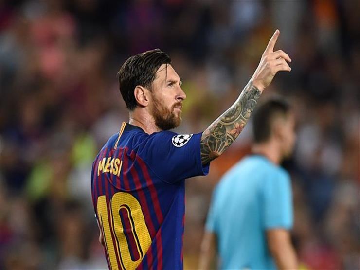 دوري الأبطال.. هاتريك ميسي يقود برشلونة لاكتساح أيندهوفن.. وفوز قاتل لإنتر