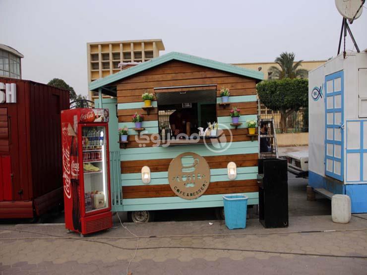 بالصور عربات الطعام المتنقلة بالإسماعيلية التراخيص تتأخر مصراوى