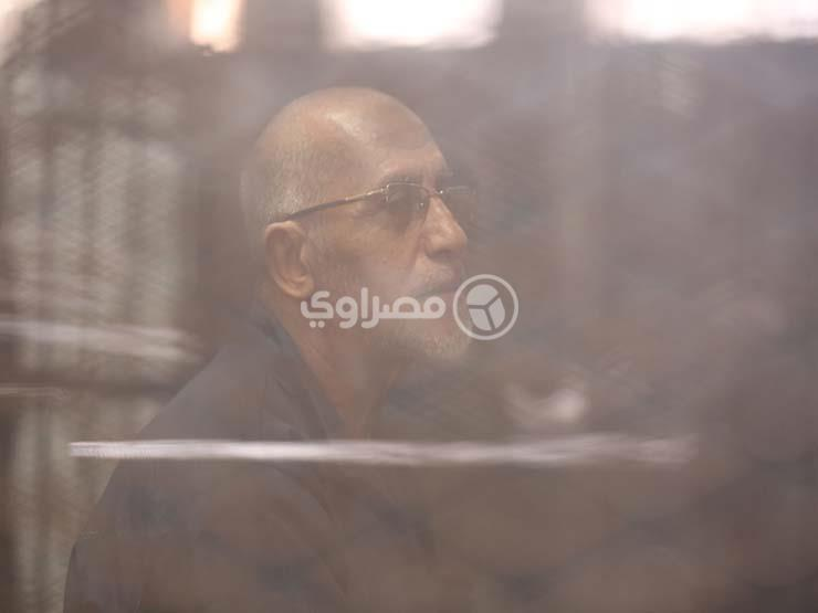 """حكم نهائي بالمؤبد والمشدد في التخابر مع حماس على """"بديع"""" وقيادات الجماعة"""