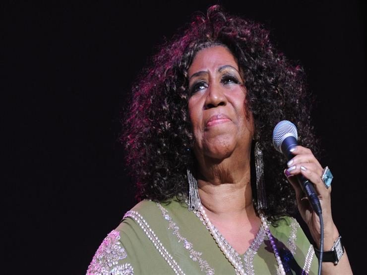 تكريم الراحلة أريثا فرانكلين ملكة السول على هامش مهرجان الموسيقى الأمريكية