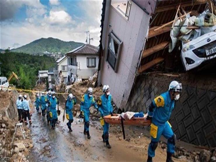 اليابان تواصل البحث عن ناجين من الزلزال وارتفاع عدد القتلى إلى 16