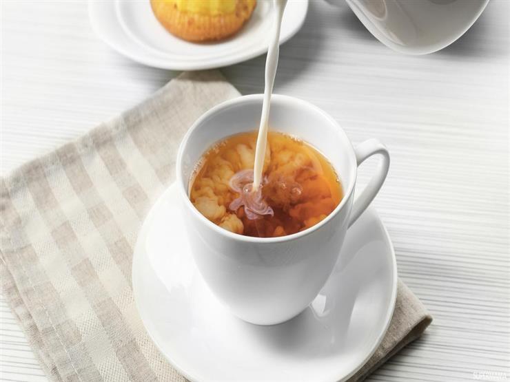 إضافة الحليب للشاي يحميك من مرض خطير