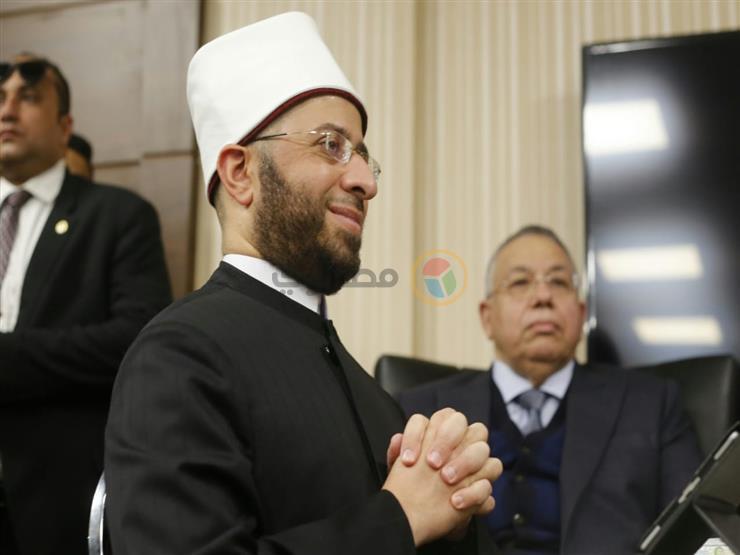 أسامة الأزهري يهنئ الدكتور علي جمعة برئاسة اللجنة الدينية بمجلس النواب