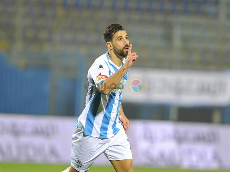 عبدالله السعيد يُتوج هدافا للدوري المصري 2019/2020