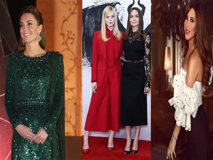 نشرة الموضة في أسبوع| نجوى كرم بإطلالة ساحرة وأنجلينا جولي تتألق بالأسود