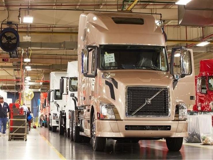 """""""فولفو"""" تتوقع تراجع مبيعاتها من الشاحنات في 2020"""