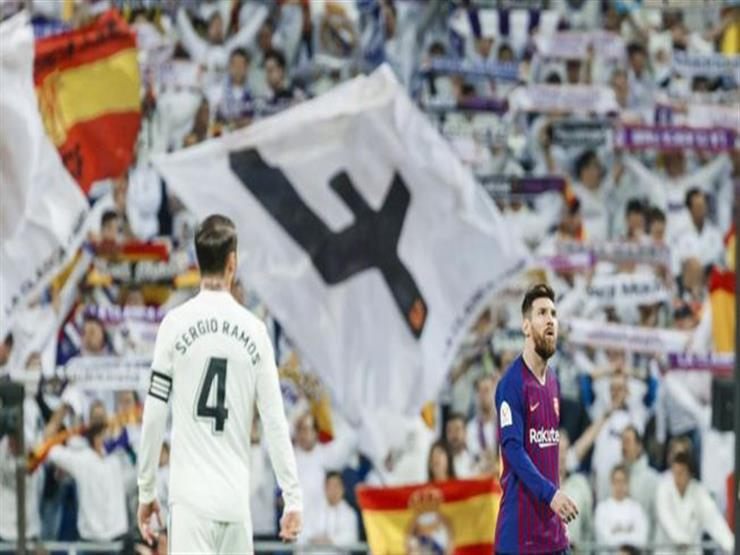 التشكيل المتوقع لمباراة الكلاسيكو بين برشلونة وريال مدريد
