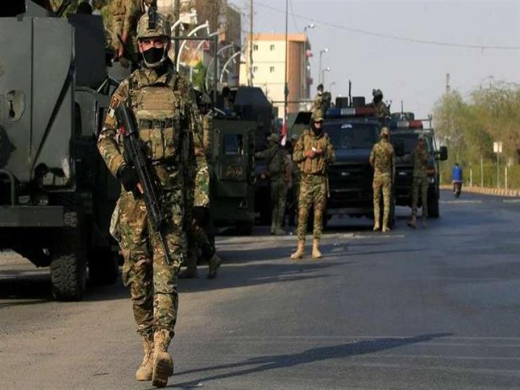 الاستخبارات العسكرية العراقية تعتقل إرهابيين اثنين في الموصل