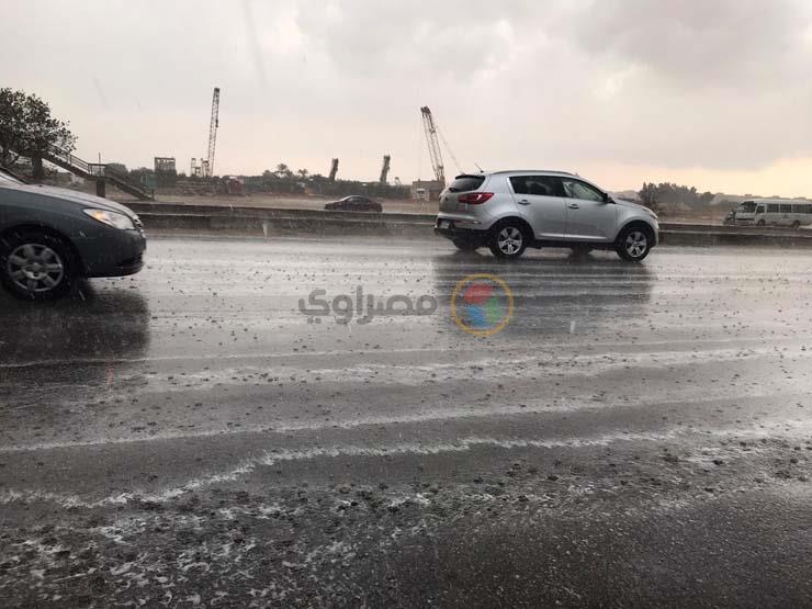 """""""مشهد مؤسف"""".. متحدث """"الوزراء"""" يعلق على غرق الشوارع بالأمطار ويكشف الأسباب"""