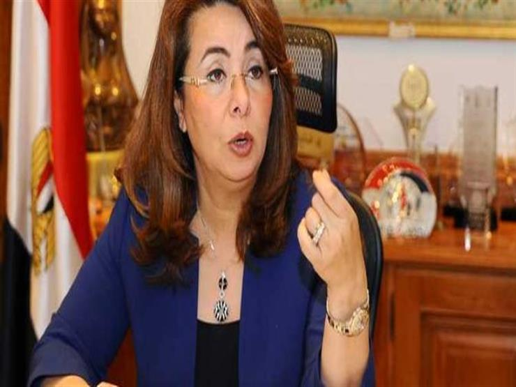 غادة والي تناقش ملف التنمية البشرية مع نائب رئيس البنك الدولي