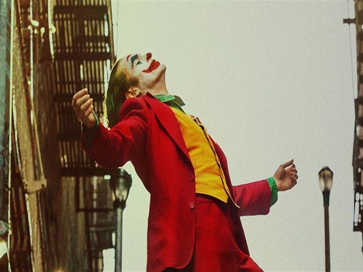 """إيرادات السبت.. """"joker"""" في الصدارة و""""Killer man"""" بالمركز الثامن"""