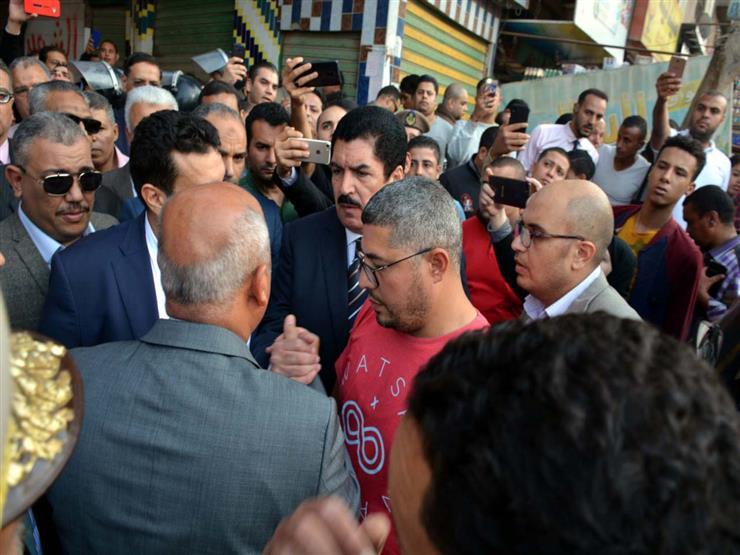 محافظ القليوبية يوجه رسالة لأسرة ضحية قطار الإسكندرية