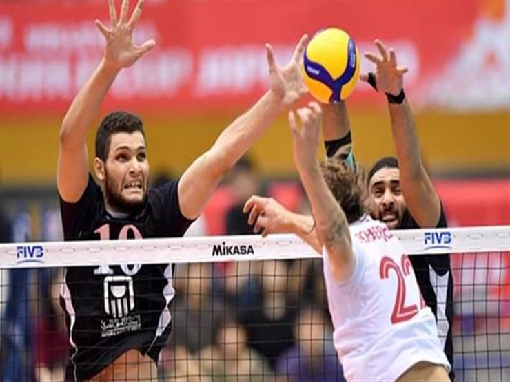 منتخب مصر يخسر من روسيا 3-1 في كأس العالم للكرة الطائرة