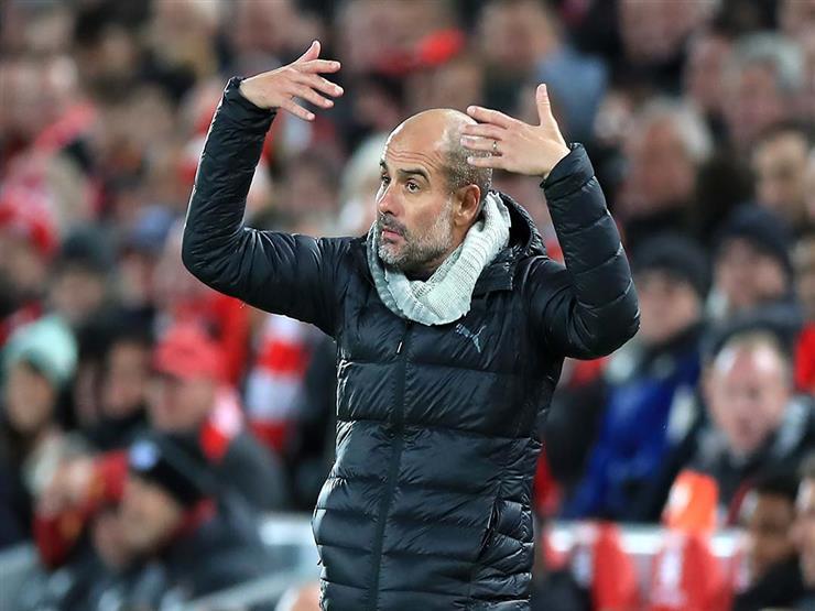 جوارديولا: عانينا كثيرا في الدوري الإنجليزي هذا الموسم