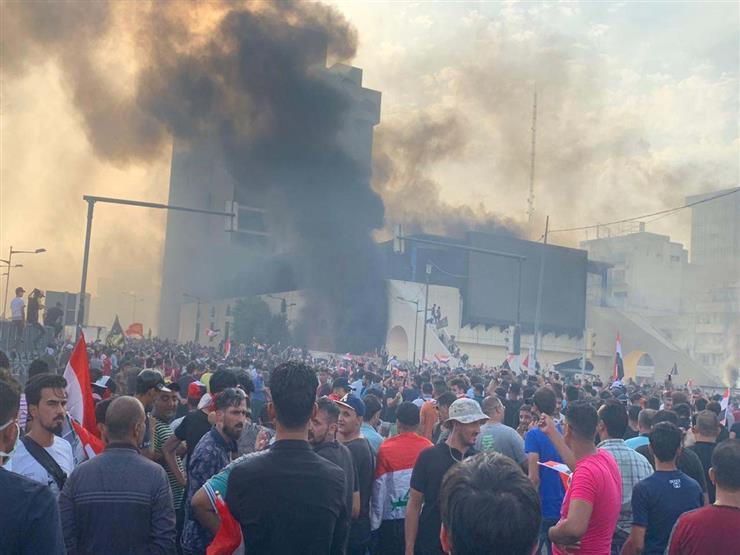 إجراءات أمنية مشددة في بغداد و9محافظات بانتظار موقف السيستاني من أحداث العنف