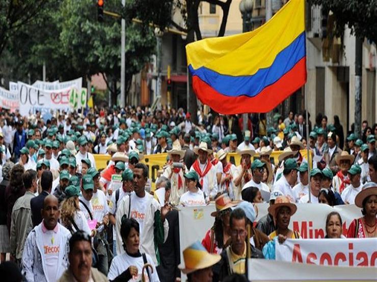 ارتفاع حصيلة ضحايا احتجاجات كولومبيا إلى 11 قتيلاً