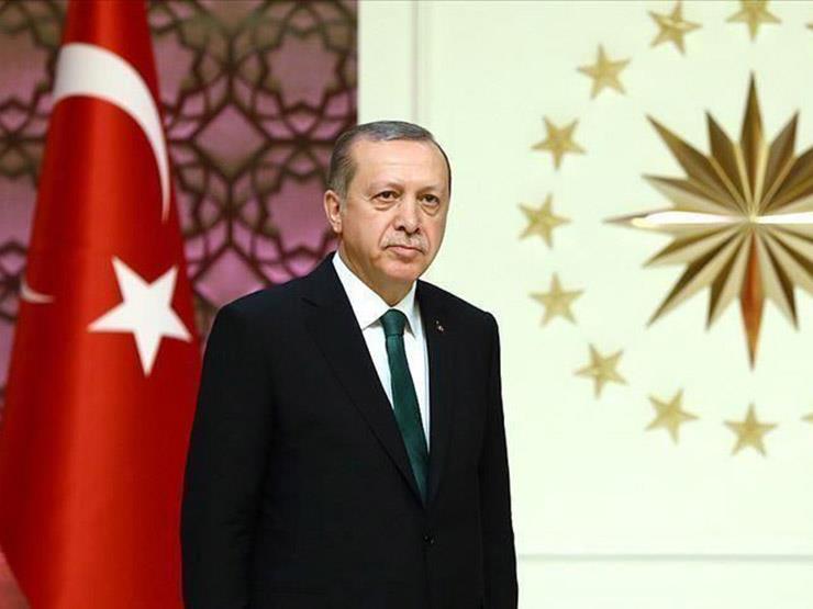 الرئيس التركي يلتقي نظيره الأذربيجاني