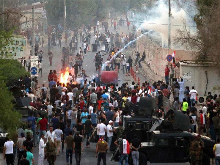 """حقوق الإنسان العراقية تصف استهداف المتظاهرين في الخلاني بـ""""جرائم إرهابية"""""""