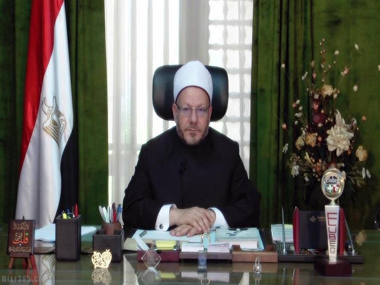المفتي يشيد بقرارات الحكومة بالتيسير على المواطنين للتصالح في مخالفات البناء