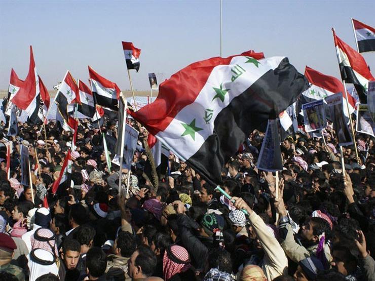 احتجاجات العراق : مقتل  460 مُتظاهرًا واصابة 20 ألف آخرين