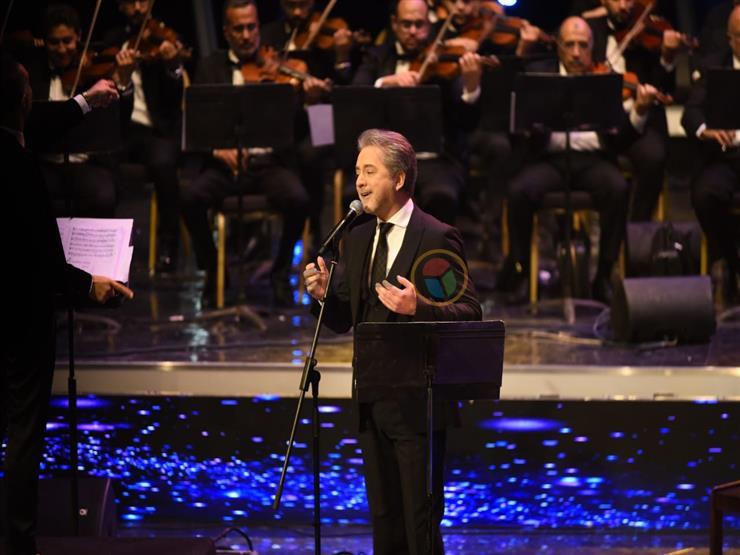 """مروان خوري: """"الأبنودي"""" أقوى من النسيان.. وبحس كل شيء فيا جميل وأنا بمصر"""