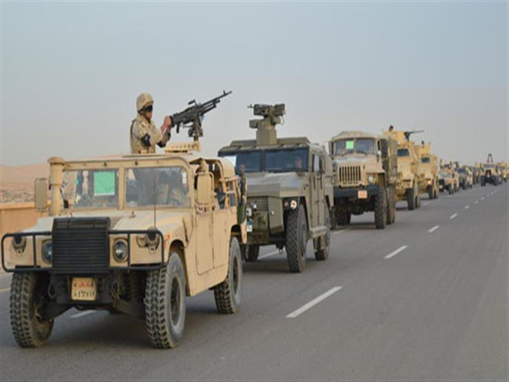 القوات المسلحة: مقتل 89 تكفيريًّا وتدمير 404 عبوات ناسفة بشمال سيناء- فيديو