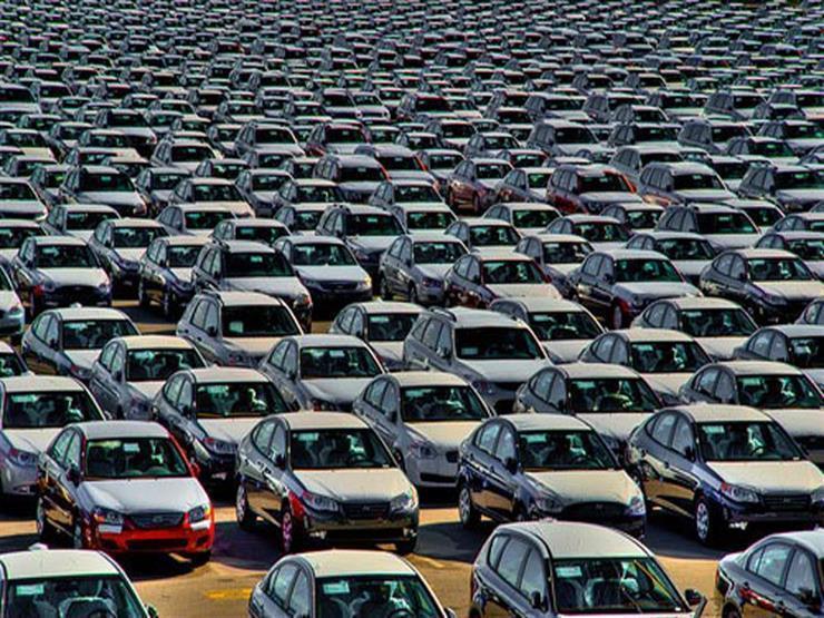 """""""وكالة أمريكية"""": 10.2% انخفاضًا بمبيعات السيارات في مصر سبتمبر الماضي"""