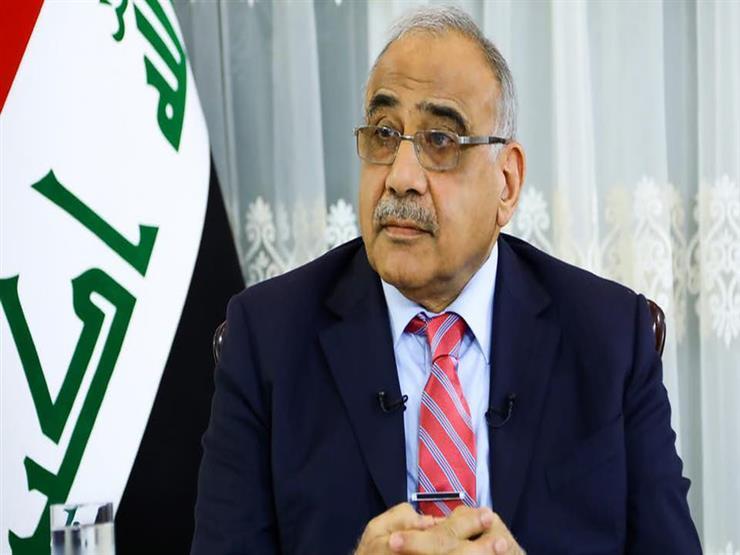 عبدالمهدي: هناك آليات لحل الحكومة العراقية وتسلميها عن طريق مجلس النواب