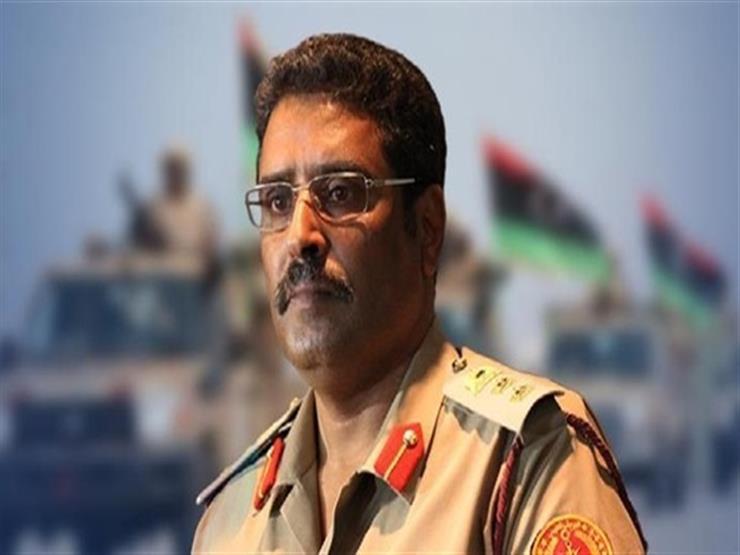 المسماري: تركيا أنزلت مجموعة من ضباطها في مطار مصراتة
