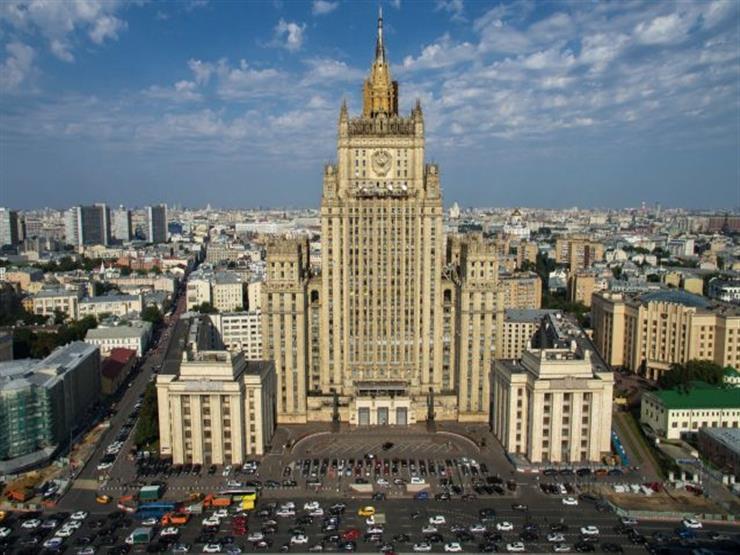 روسيا تطرد دبلوماسيا إستونيا من أراضيها