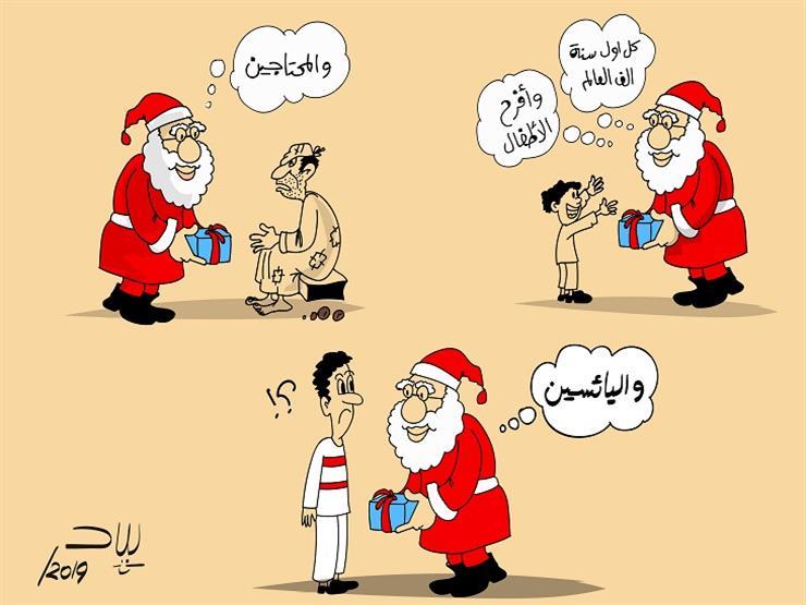 بابا نويل والزمالك