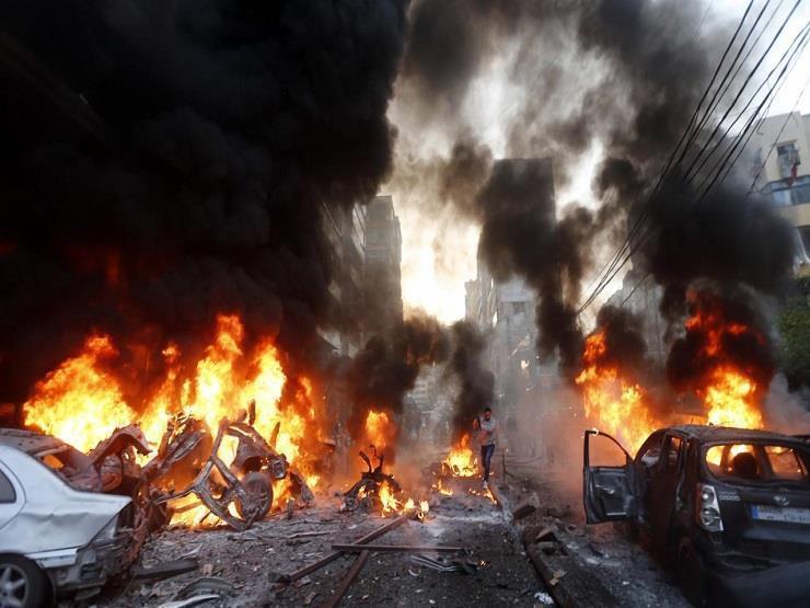 مقتل مدني وإصابة 7 أخرين في سلسلة انفجارات شرقي بغداد