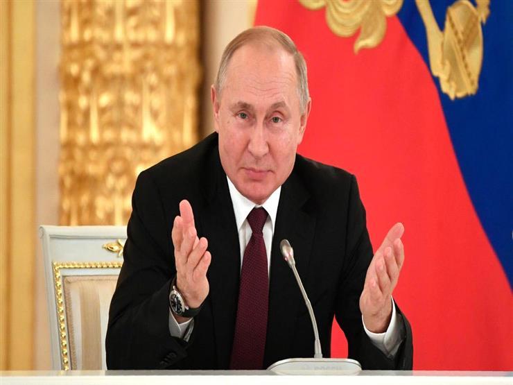 الرئيس الروسي يشكر المواطنين على تأييدهم للتعديلات الدستورية