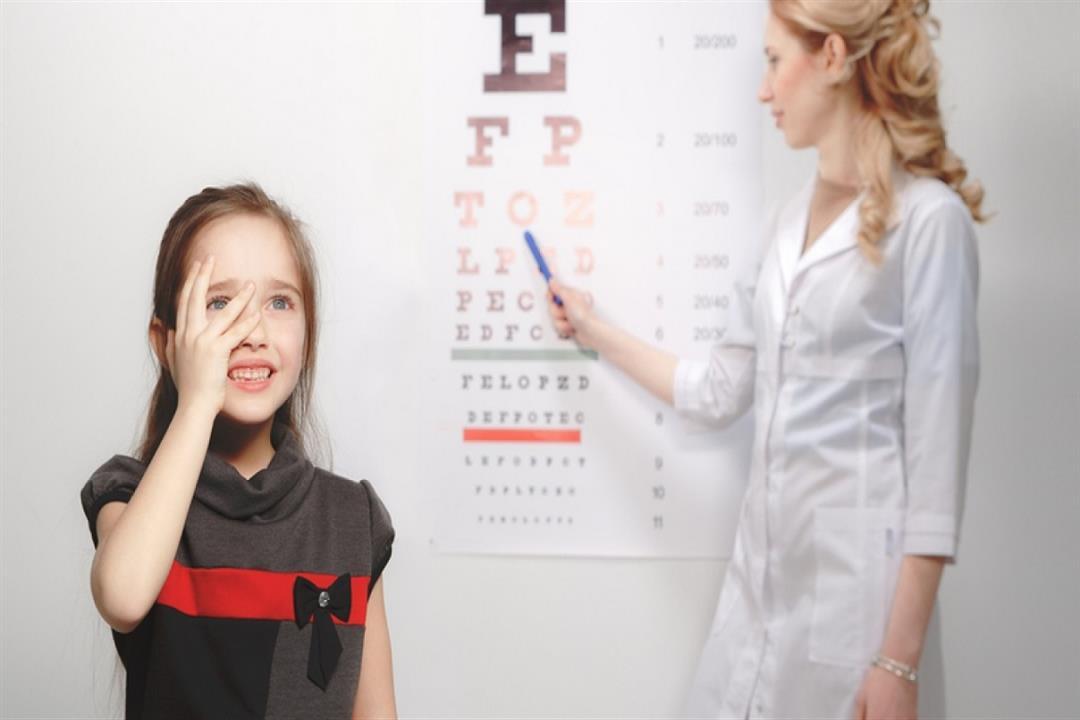 العين الكسولة عند الأطفال.. ما أسبابها؟