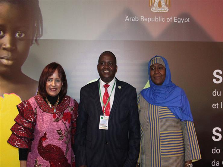 عزة العشماوي: مصر ملتزمة بدعم قضايا حقوق ورفاهية الطفل في أفريقيا