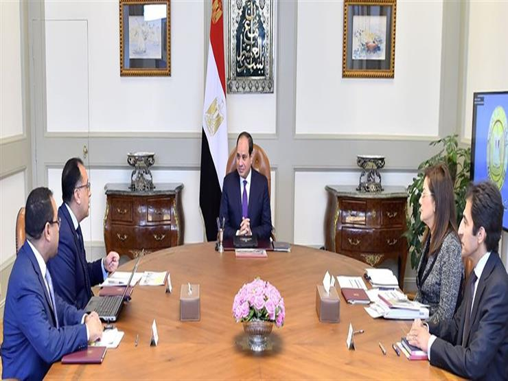الرئيس السيسي: الانتقال إلى العاصمة الإدارية ليس هدفًا جغرافيًا