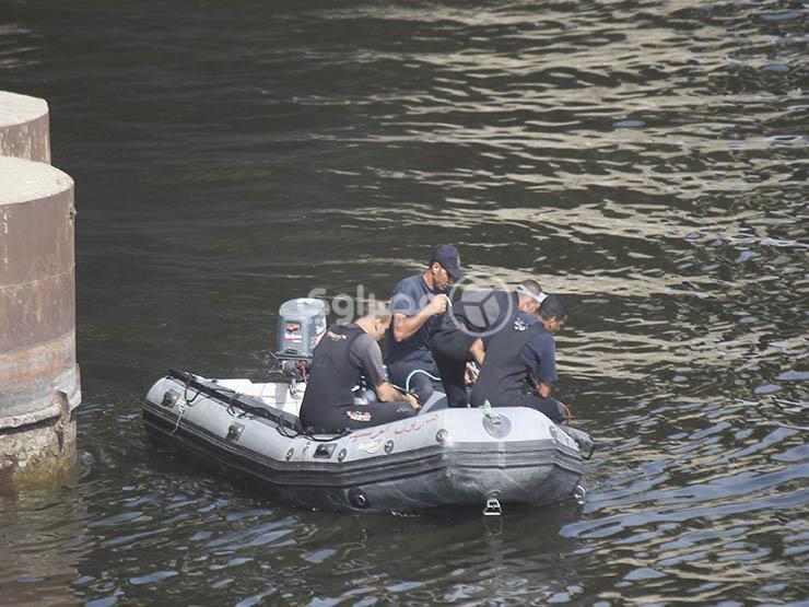 هروب كلفه حياته.. غرق شاب في نهر النيل بالبدرشين