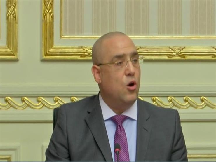عاصم الجزار يؤدي اليمين الدستورية وزيرًا للإسكان