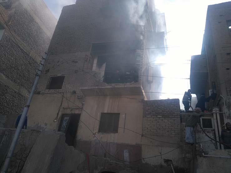 إصابة 3 أشخاص في انفجار أسطوانة بوتاجاز داخل منزل بأسيوط