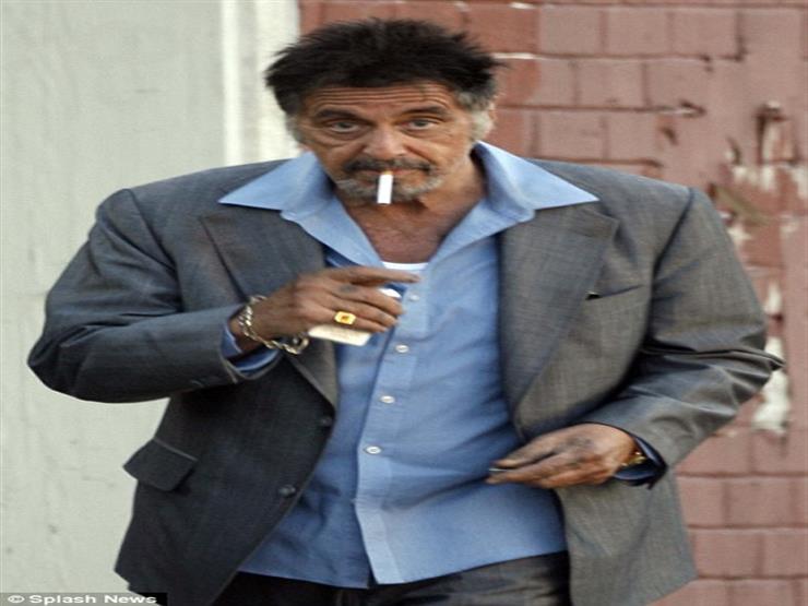 حقيقة إصابة آل باتشينو بسرطان في المعدة