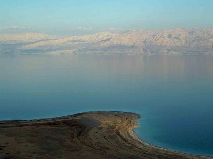 جمعة: من علامات الساعة انخفاض منسوب ماء البحر الميت